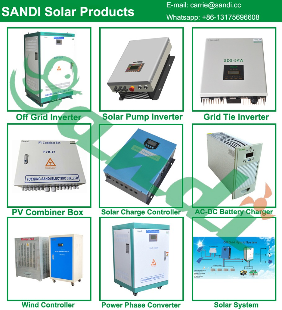 electric converter 220v to 380v 3 phase inverter 3KW-30KW