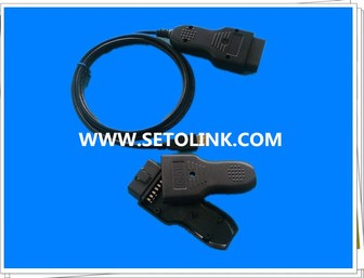 ASSEMBLED 16 PIN MALE OBD CONNECTOR TO USB CABLE
