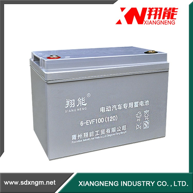 Tubular Gel batteries 12v battery for car