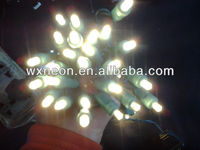 5mm Conical LED Lights injection mold