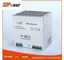 MEANWELL 12V 20A DR-240-12 240w din rail power supply with CE RoHs
