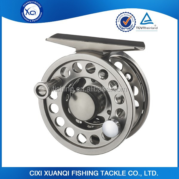 High quality full CNC aluminum alloy fly fishing reel fishing tackle