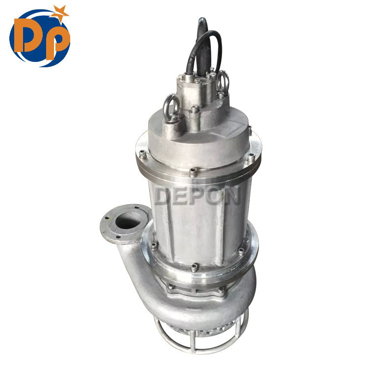 High power vibration submersible pumps