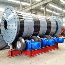 New Type High Quality Tire Driving Ball Mill For All Kinds Of Ore