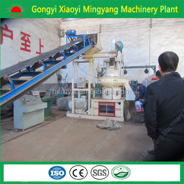 ISO 9001Trade Assurance biomass briquette forming machine/rice husk biomass <strong>pellet</strong> making machinery008613838391770
