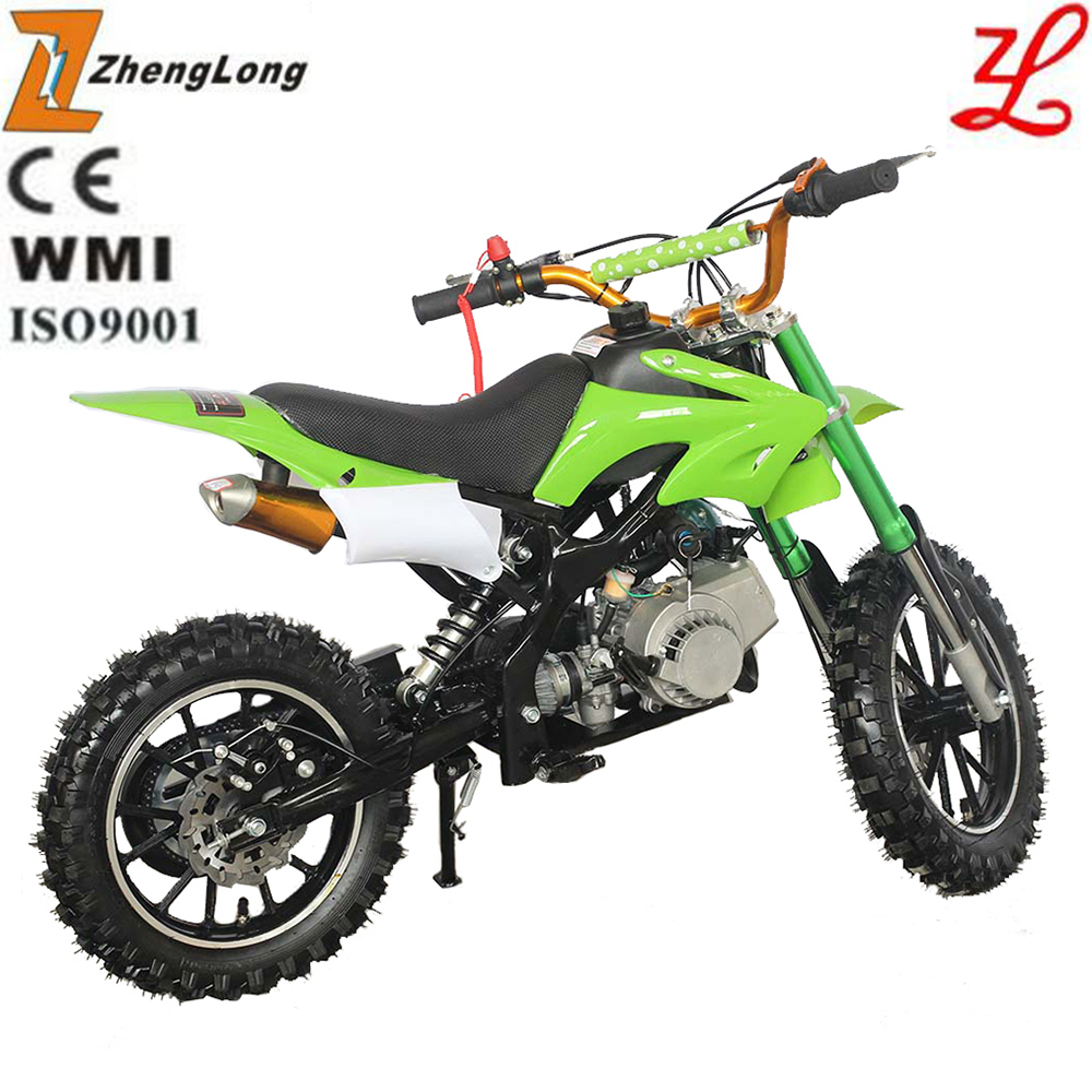 Cheap motorcycle 50cc dirt bike for kids