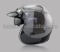open face helmet with double visor vintage helmet motor helmet 8658 customs OEM DOT CERTIFICATE