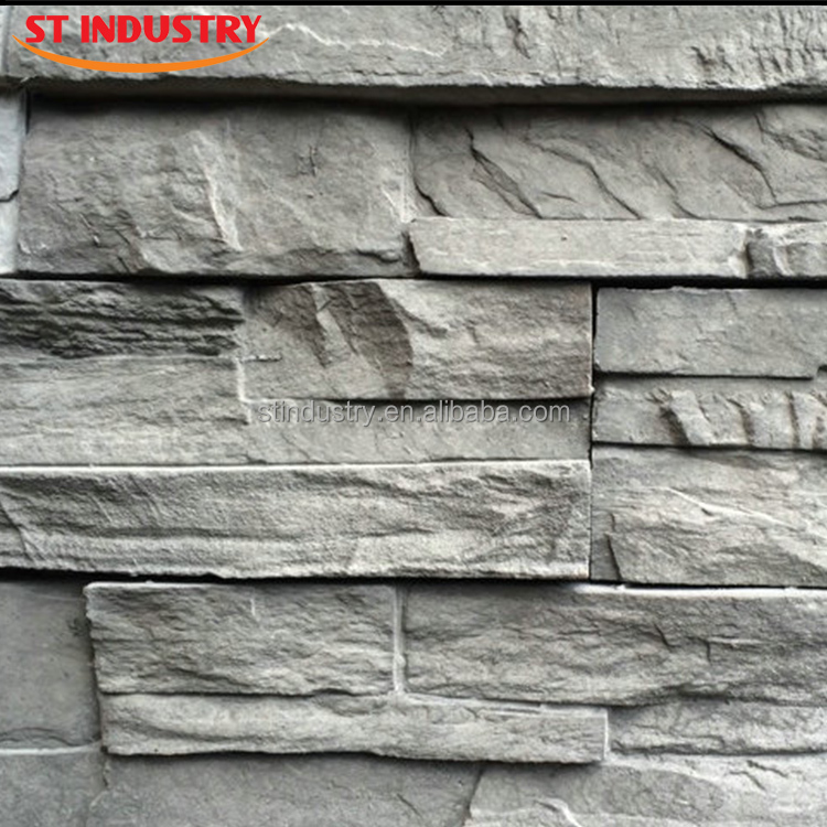 Fashion design wall decoration lighter stone