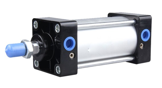 compact thin pneumatic cylinder/single acting pneumatic cylinder