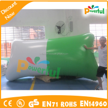 floating inflatables park commercial cheap Water Blob Jump for fun