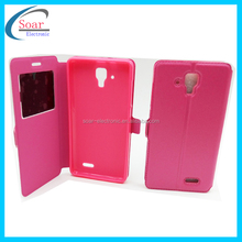anti gravity phone case for Lenovo A536 ,view cover case for Lenovo A536