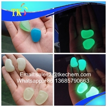 for garden glow in the dark pebble stone