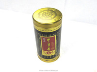 2016 Hot sale tin gift can,round coffee tin ,metalic tin box