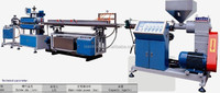 2015 Soft PVC Sealing Strip Equipment(Passed ISO9001:2000 And CE Certificate)