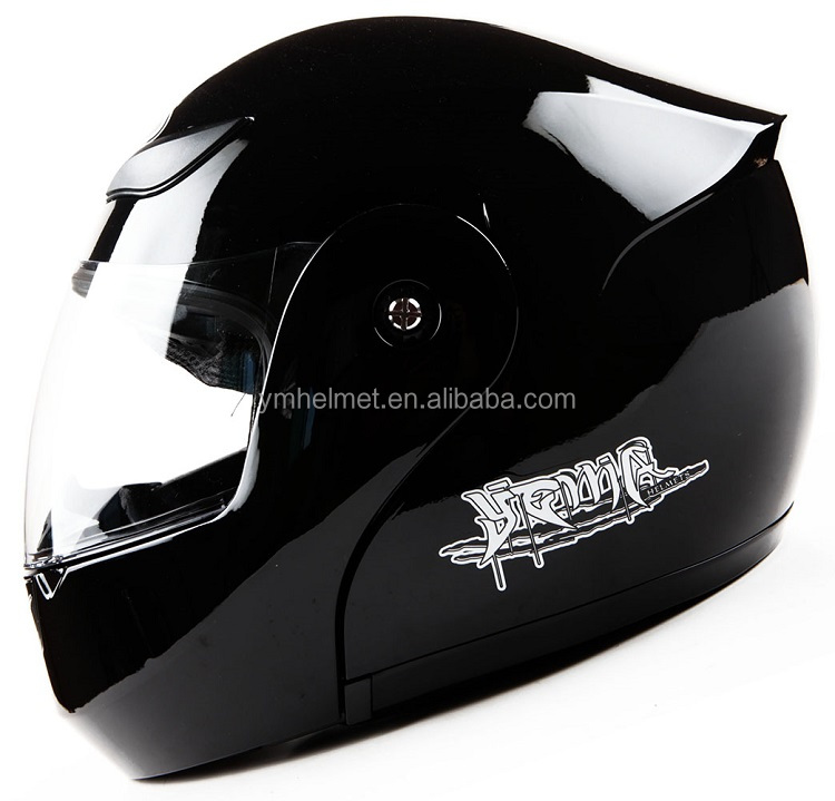 ABS fresh material helmet ECE / DOT approved motorcycle flip up helmet (YM-920)