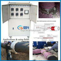 240kw pipeline post weld heat treatment machine