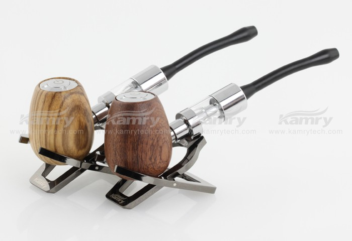 100% original Kamry E-pipe e cig K1000, k1000 wooden e pipe