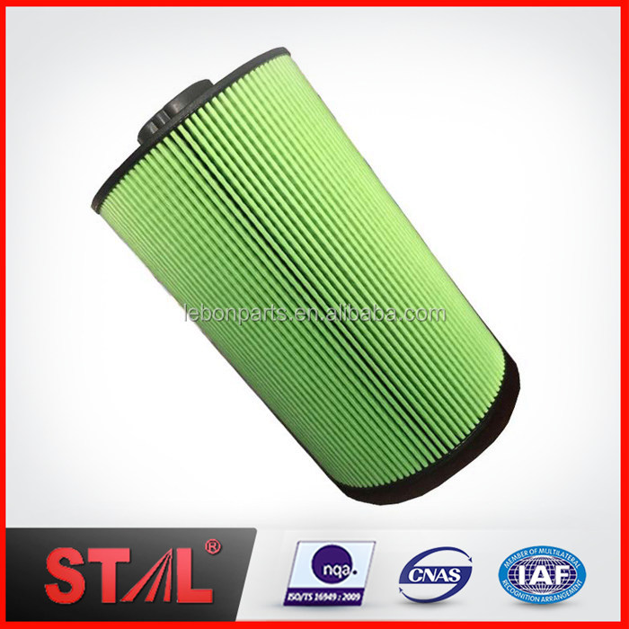 H155mm green paper 4649267 STAL fuel filter element as