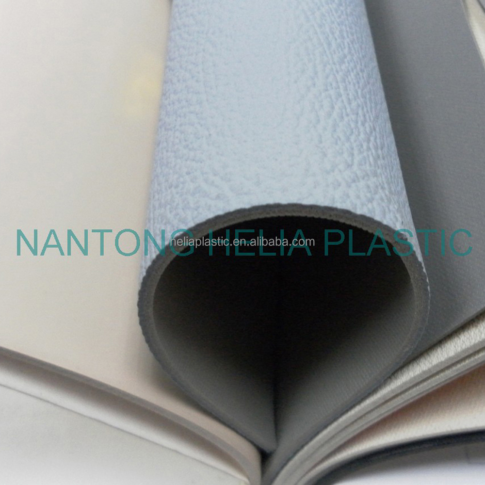Good prices and High quality PVC sponge flooring PVC flooring covering roll Sponge PVC flooring