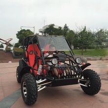 2017 new model Go kart 200CC Off-road racing Two-seater ATV