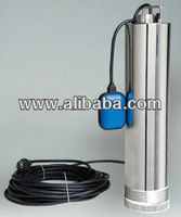 Multistage submersible pump 5""