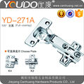 concealed adjustable cabinet door hinge