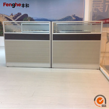 Used office partition wall of office furniture