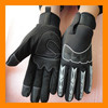 Heavy Duty TPR Knuckle Protection Anti-vibration Gloves