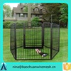 Lucky Dog 6x10-foot Welded mesh wire dog kennel
