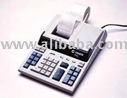 Electronic Printing Calculator