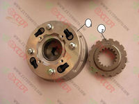 Dirt Bike Clutch Set clutch plate and clutch gear