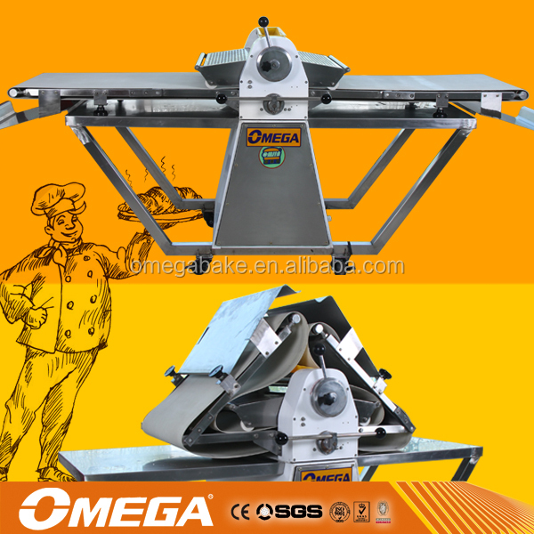 OMEGA automatic bakery machine/dough cutter and rounder(croissants)
