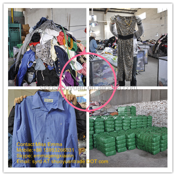 Good quality second hand clothing cambodia
