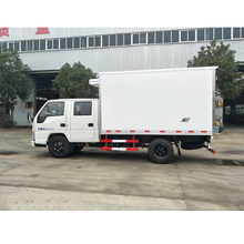Factory Directly Sell 15 CBM JMC 4 ton Refrigerator Truck
