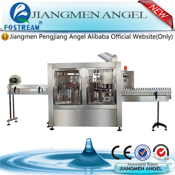 Jiangmen Angel pet bottled water manufacturing equipment/mineral water bottling equipment