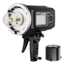 Gododx AD600-B Portable Outdoor Studio Strobe Flash GN87 2.4GHz 5600K TTL Wireless Light For Canon,Nikon