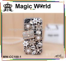 rhinestone phone case