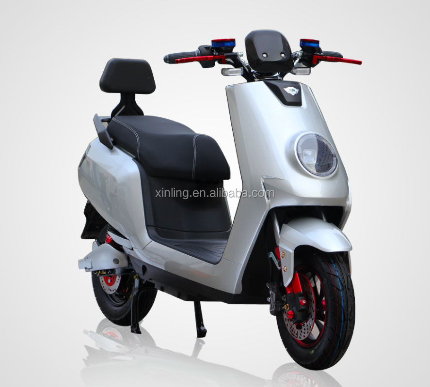 EEC Certification Mobility Li-ion Lithium Battery Electric Scooter