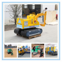 New arrival! multifunctional cat toy excavator,mini excavator,kids excavator movie