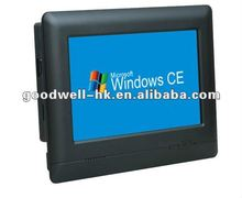 Touchscreen 7 Inch Mini Windows CE PC for Industries