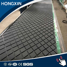 CN bonding layer diamond groove rubber lagging sheet