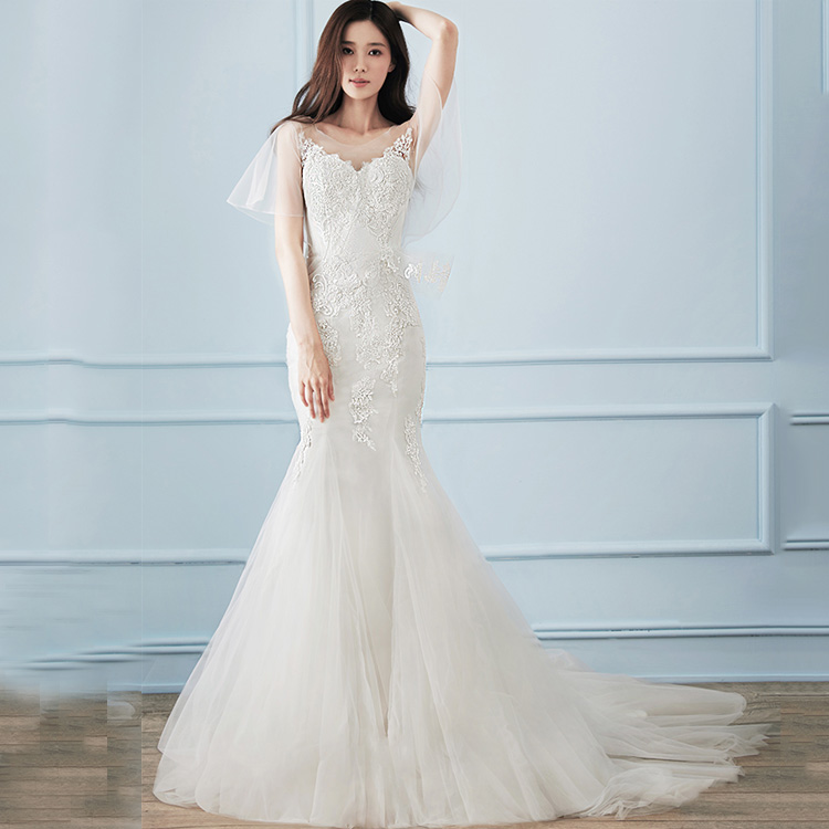 Latest Fashion Design Woman Wedding Dress 2016 Women Sexy Dresses