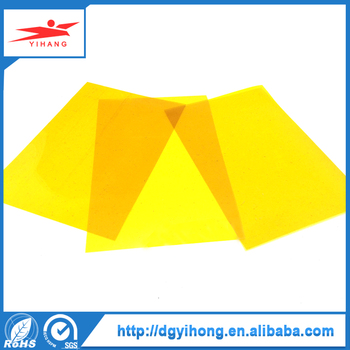 die cut polyimide film PCB protection powder coating maksing use adhesive tape sheets