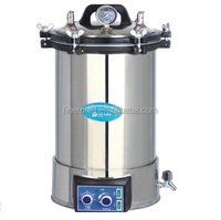 Stainless Steel Electrical portable autoclave pressure steam sterilizer
