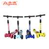 Hot sale top quality best price mini folding 3 wheeler scooter for kids