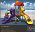 KAIQI GROUP full plastic Castle Series outdoor playground equipment
