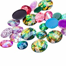 AB Cabochon Sew On Rhinestone Grament Accessories