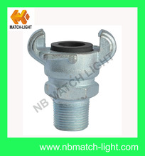 Manufacturing U.S. Type Carbon Steel-Zn Plated Air Crows Foot Fitting