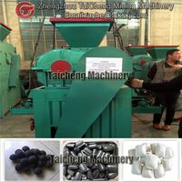 jute sticks charcoal making machine