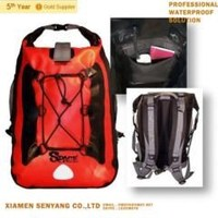 2015 Fashion 40L PVC Waterproof Backpack , Hiking Bag, Outdoor Sports Backpack Bag